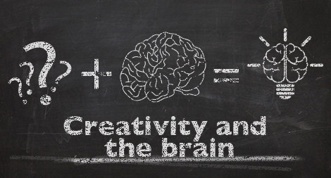 脳と創造性 Creativity and the brain