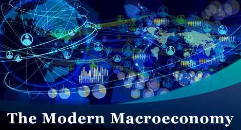 the modern macroeconomy gacco
